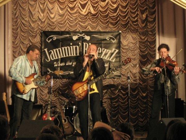 """Jammin' Bluezzz 09"" – в Запорожье ударили блюзом по скуке! (ФОТО), фото-1"