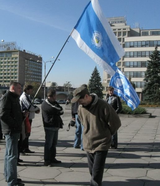 В Запорожье бастуют предприниматели (ФОТО), фото-2