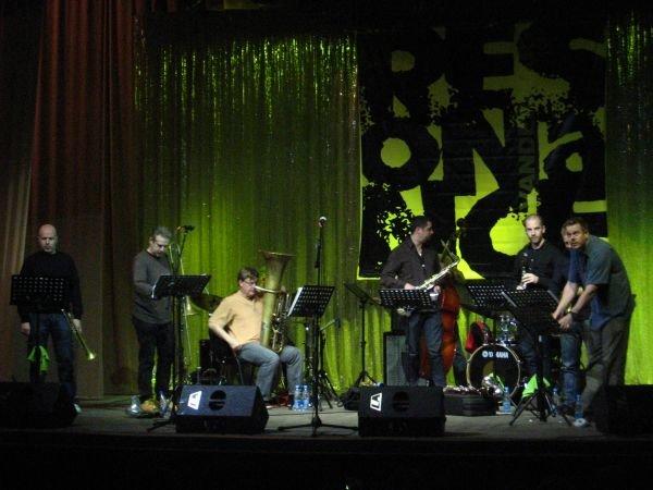 Проект KENа VANDERMARKа – нью-джаз в Запорожье (ФОТО), фото-2