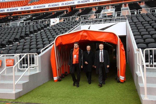 Эксперты УЕФА были поражены Донецком (ФОТО), фото-3