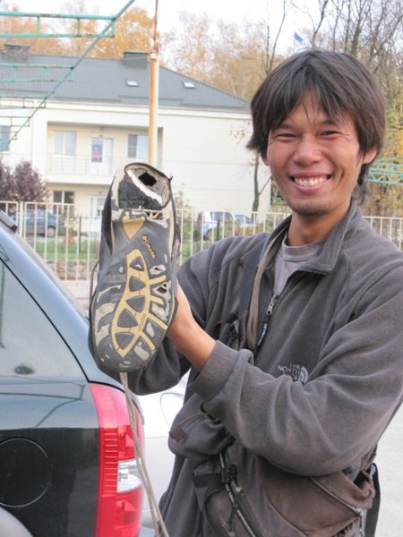 В Украину прибыл японский пешеход (ФОТО), фото-3
