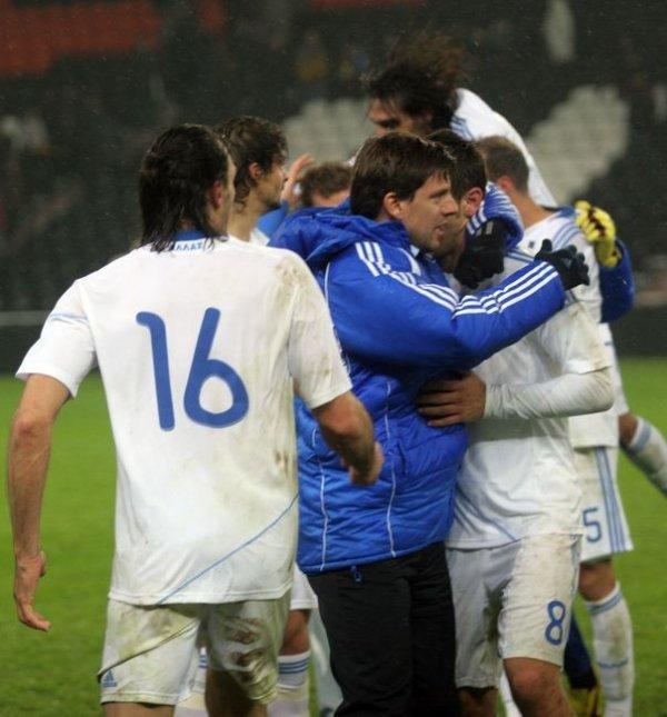 Греция - Украина: радость победы и горечь поражения (ФОТОРЕПОРТАЖ), фото-1