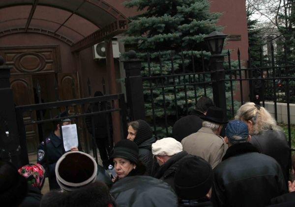 Пенсионеры Донетчины потребовали сместить прокурора области (ФОТО), фото-1
