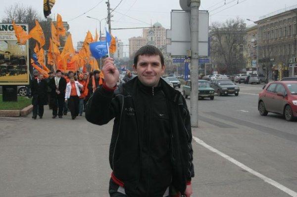 Ющенко опоздал в столицу Донбасса на два часа (ФОТО), фото-1