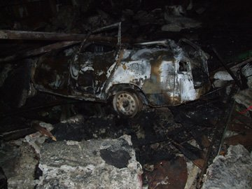 На Донетчине - взрыв в гараже! (ФОТО), фото-1