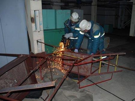 """Огнеборцы погасили пожар на АЭС. К счастью, """"учебный"""" (ФОТО), фото-1"""
