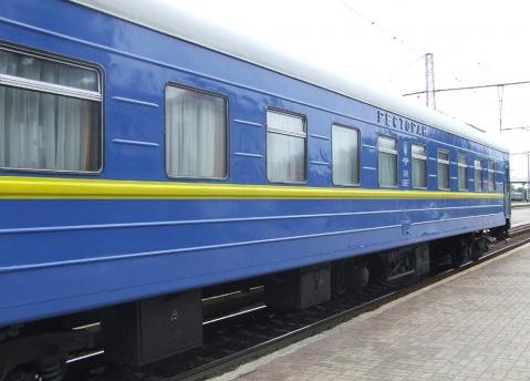 15 тысяч пассажиров «Укрзализныци» встретили Новый год в поездах, фото-1