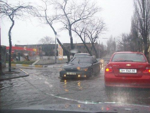 Погода в Одессе продолжает ухудшаться (ФОТО), фото-1