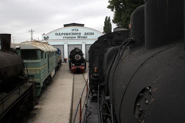 ДЖД начала реставрацию вагона Троцкого и Ворошилова (ФОТО), фото-1