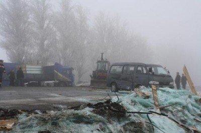 ГАИ сообщила подробности масштабного ДТП на трассе Донецк- Мариуполь (ФОТО), фото-3