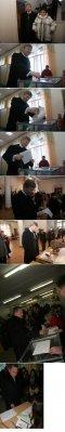 Ринат Ахметов и Борис Колесников голосовали в Донецке (Фоторепортаж), фото-1