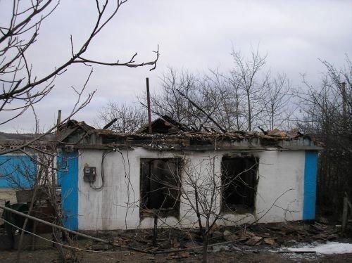 В Запорожской области мужчина сгорел заживо в собственном доме (ФОТО), фото-2