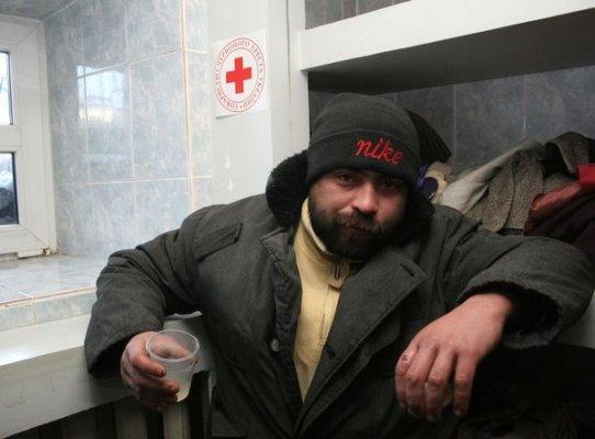 В Донецке милиция свирепствует сильнее морозов (ФОТО), фото-1