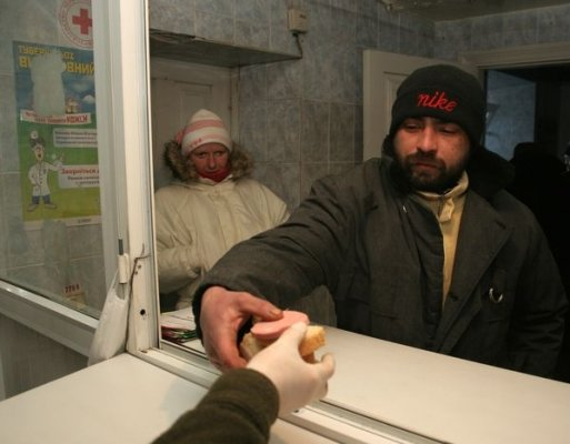 В Донецке милиция свирепствует сильнее морозов (ФОТО), фото-3