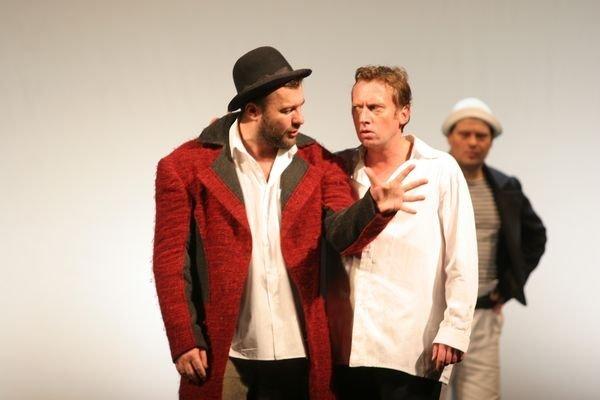 Донецк посетил британец «Гамлет» с украинским колоритом (ФОТО), фото-1