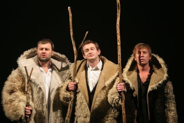 Донецк посетил британец «Гамлет» с украинским колоритом (ФОТО), фото-2
