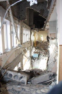 Названы причины взрыва в горбольнице № 7 г. Луганска (фото), фото-2