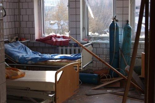 Названы причины взрыва в горбольнице № 7 г. Луганска (фото), фото-3