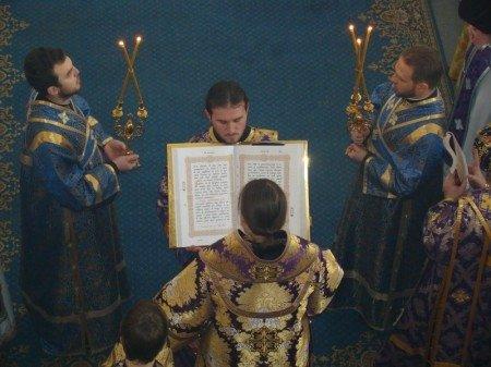 Литургия в праздник Торжества Православия (ФОТО), фото-2