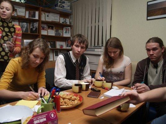 У запорожской молодежи появился книжный клуб (ФОТО), фото-3