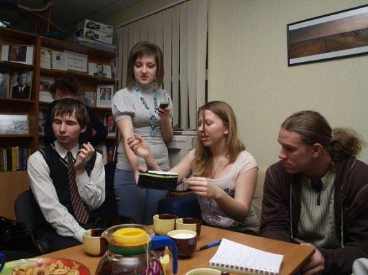 У запорожской молодежи появился книжный клуб (ФОТО), фото-2