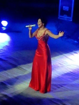 «Солнечный» концерт Ани Лорак согрел публику февральским вечером (фото), фото-3