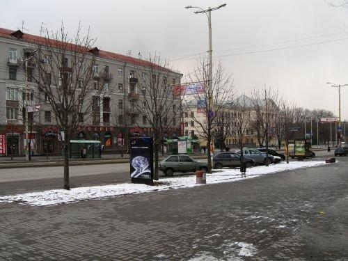 Город подарил запорожанкам на 8 марта... снег (ФОТО), фото-2