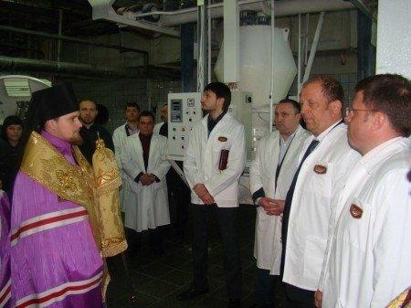 В Запорожье освятили новую линию по производству хлеба (ФОТО), фото-3