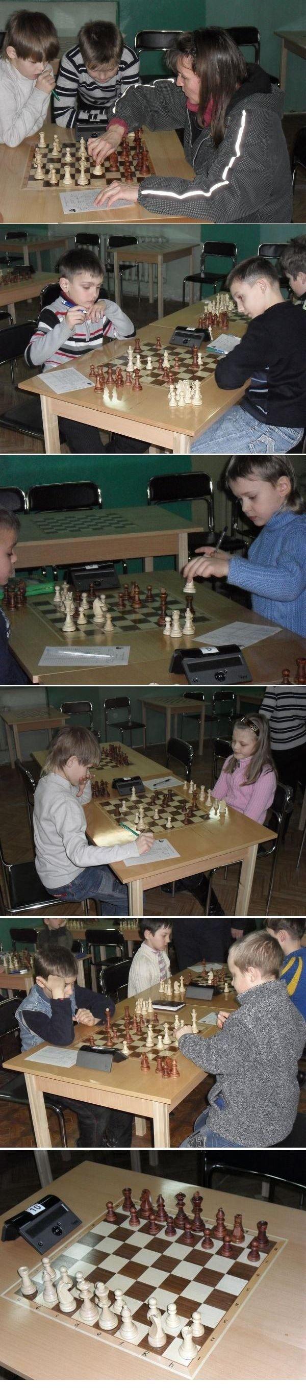 Юные шахматисты бьются за путевку на первенство Украины (ФОТО), фото-1