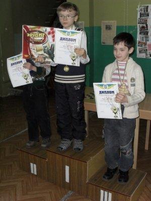 Юные шахматисты в Запорожье определили сильнейших (ФОТО), фото-1