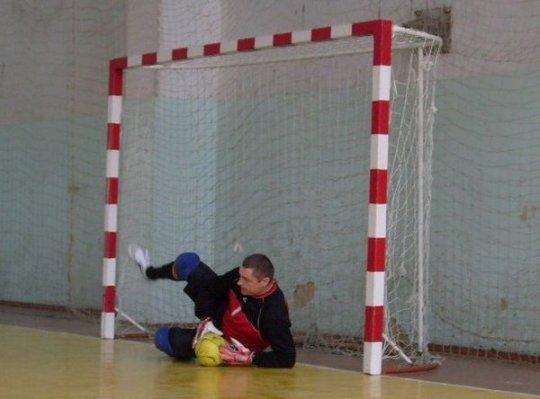 Пологовские спасатели - асы футбольного мяча! (ФОТО), фото-1