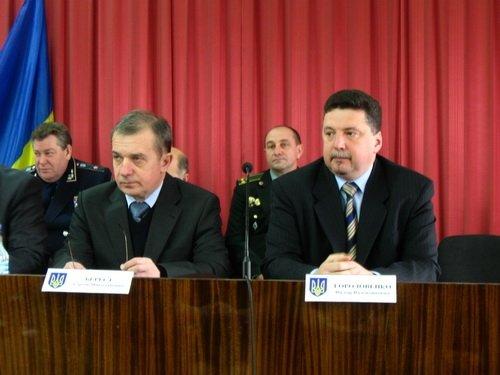 В Запорожье представили нового руководителя областного ГУ МВД (ФОТО), фото-1