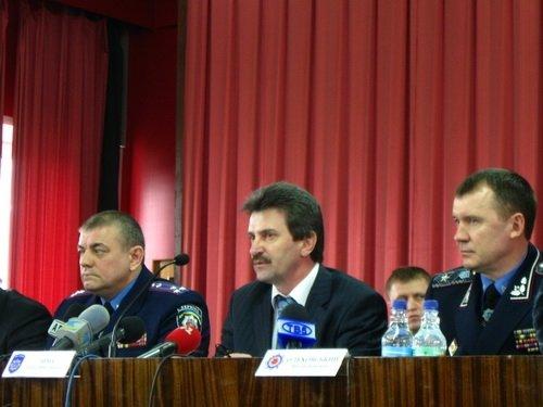 В Запорожье представили нового руководителя областного ГУ МВД (ФОТО), фото-2