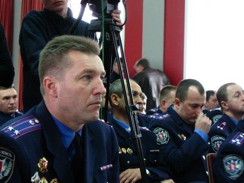 В Запорожье представили нового руководителя областного ГУ МВД (ФОТО), фото-3