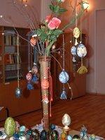 В Луганске открыта выставка пасхальных яиц, фото-2