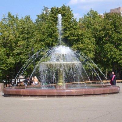 Луганские фонтаны готовят к новому сезону, фото-1