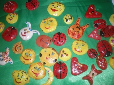Луганчанам, пришедшим на концерт «Субито», дарили смайлики (фото), фото-2