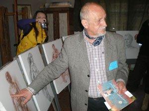 «Серебряный штрих» лучших рисовальщиков России и Украины, фото-1