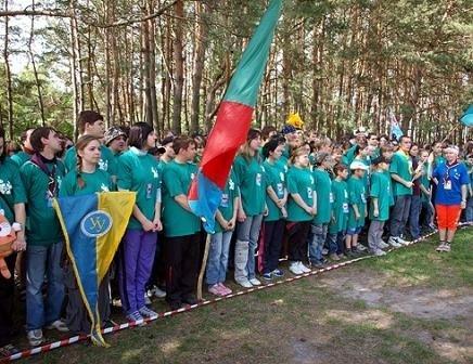 Горловские студенты прошлись «Казацкими шляхами» (ФОТО), фото-2