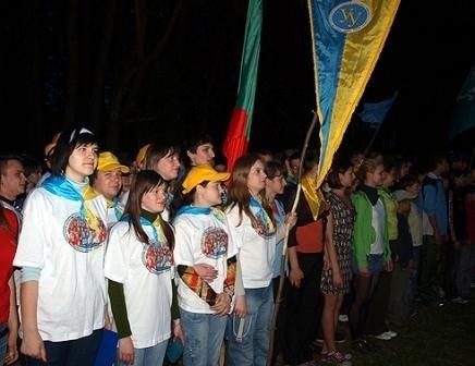 Горловские студенты прошлись «Казацкими шляхами» (ФОТО), фото-1