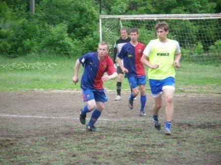 Весенним чемпионом Горловки по футболу стал «Темп» (ФОТО), фото-1