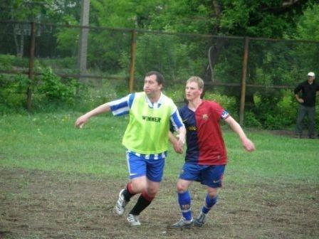 Весенним чемпионом Горловки по футболу стал «Темп» (ФОТО), фото-2