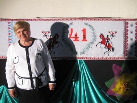 В Горловке презентовали 10-метровый рушник (ФОТО), фото-4