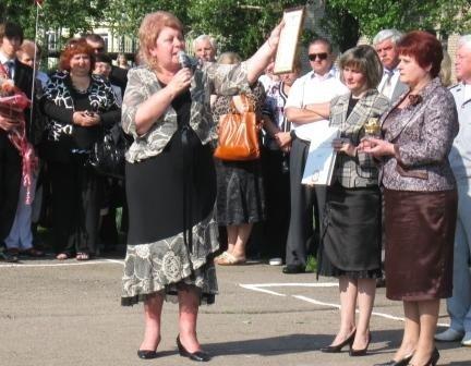 Горловский многопрофильный лицей «Лидер» получил золотую сову, фото-2