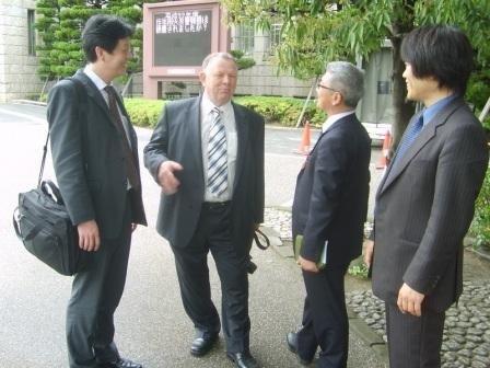 Дни Горловки в Японии:  наш мэр саке не пил, жил в гостинице за $100 в сутки, бюджетных денег не тратил, фото-1