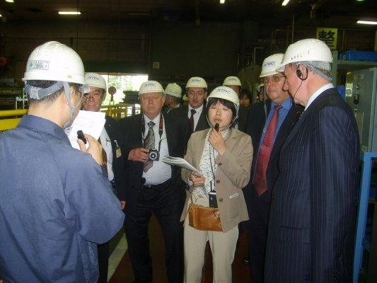Дни Горловки в Японии:  наш мэр саке не пил, жил в гостинице за $100 в сутки, бюджетных денег не тратил, фото-2