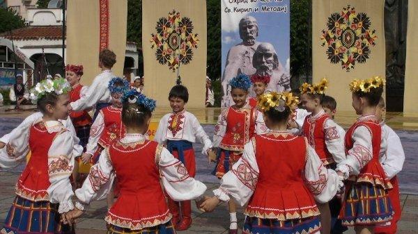 Луганская «Зіронька» засветилась в Македонии (фото), фото-1