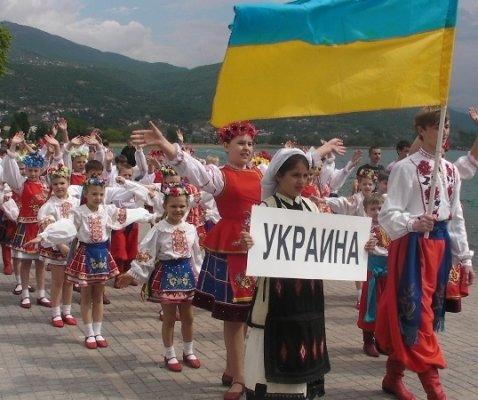 Луганская «Зіронька» засветилась в Македонии (фото), фото-2