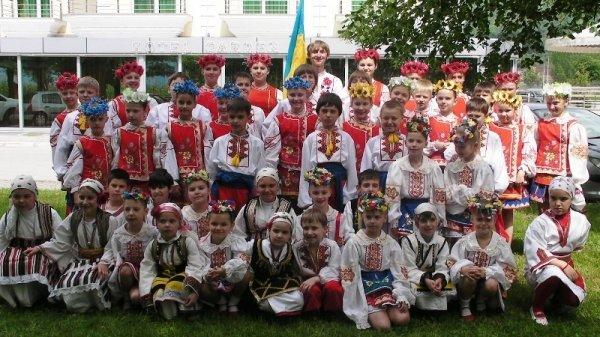 Луганская «Зіронька» засветилась в Македонии (фото), фото-3