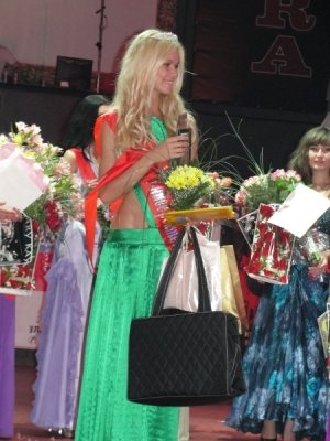 Луганск выбрал самую красивую студентку, фото-3